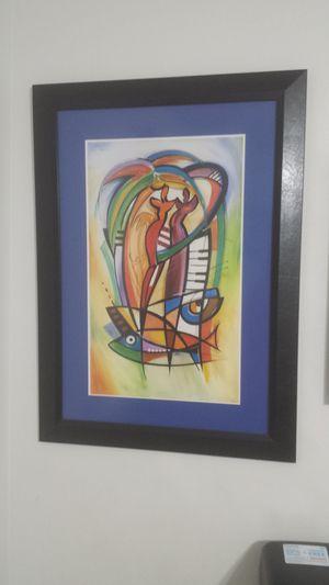 Rhythm in the Tropcis by Alfred Gockel. for Sale in St. Petersburg, FL