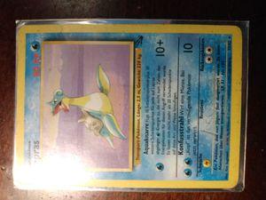 Original pokemon lopras for Sale in Columbus, OH