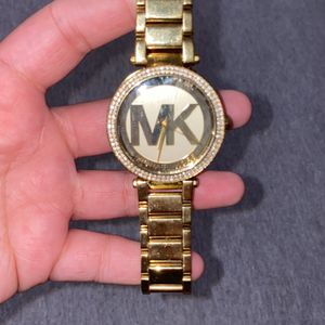 MK Gold Watch for Sale in West Palm Beach, FL