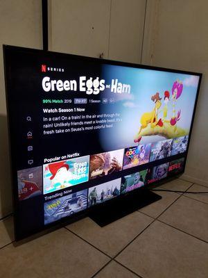 "60"" smart TV led Samsung Netflix Vudu YouTube lots apps $450 obo cash only for Sale in Scottsdale, AZ"
