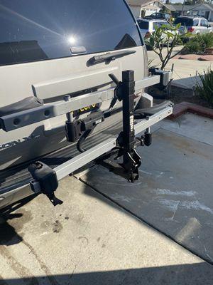 Thule T2 bike dual bike rack -2 inch for Sale in Gardena, CA