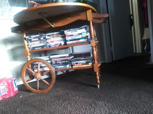 Antique wagon wheel table for Sale in Monterey Park, CA