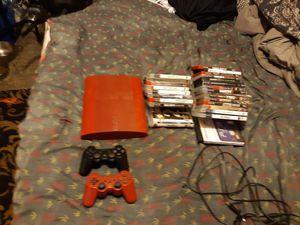 PS3 Slim Bundle for Sale in Everett, WA