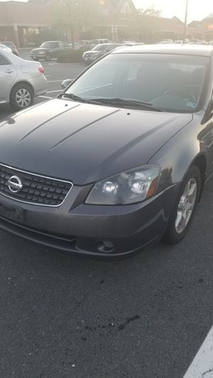 nissan altima 2005 good conditions for Sale in Springfield, VA