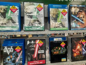 Star Wars movies for Sale in Clinton Township, MI