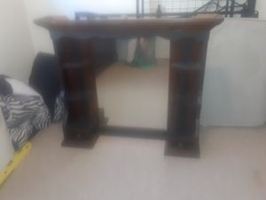 Dresser with Mirror and shelves for Sale in Salt Lake City, UT