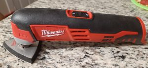 Milwaukee Multi-tool 2426-20 with 2.0 battery for Sale in San Antonio, TX