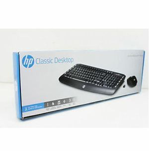 hp classic wireless keyboard and mouse new in box for Sale in Maize, KS