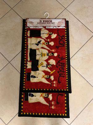 Set de 3 alfombras nueva for Sale in Cutler Bay, FL
