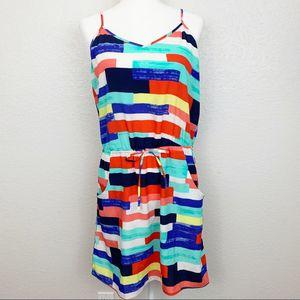 Gap Multi Color Block Tank Dress for Sale in North Las Vegas, NV