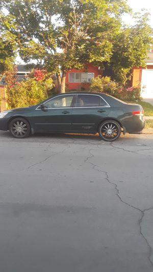 Honda accord 2003 229xxx millas título salbaje for Sale in San Jose, CA
