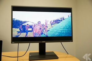 4k monitor 32in screen!! Trade for Sale in Avondale, AZ
