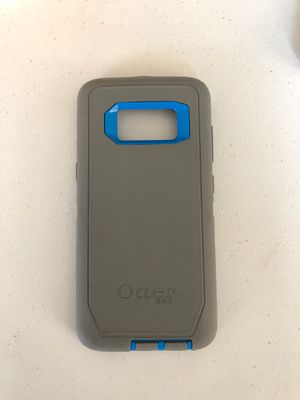 (USED) Galaxy S8 Defender Ottor Box Case for Sale in Lawrence Township, NJ