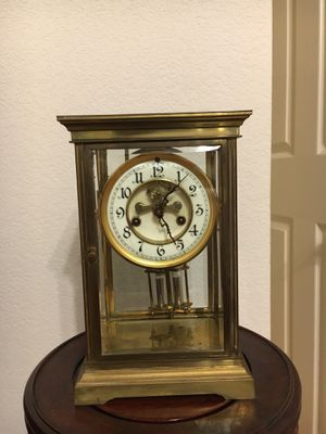 Antique table clock for Sale in Plano, TX