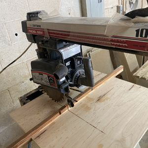 Radial Arm Saw for Sale in Chesapeake, VA