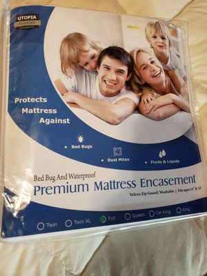 Full size mattress protector for Sale in Wadena, MN