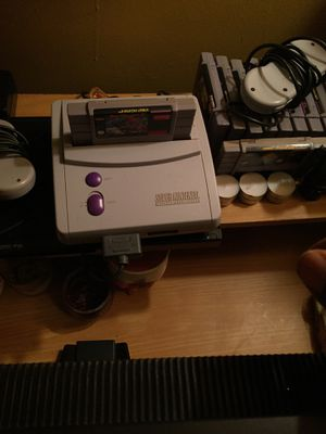 Super Nintendo mint for Sale in Neptune City, NJ