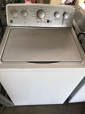 Washer and dryer for Sale in Dixon, CA