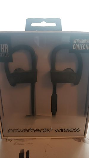 Beats powerbeats 3 wireless Neighborhood Collection for Sale in Buena Ventura Lakes, FL