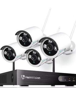 1080P Wireless Security Camera System for Sale in Rowland Heights,  CA