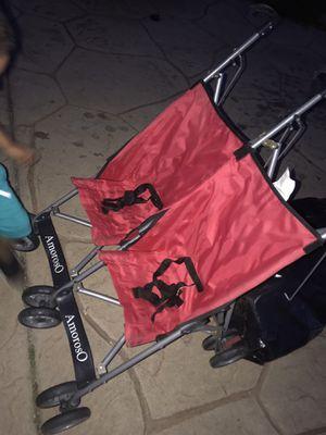 Double stroller for Sale in Chula Vista, CA