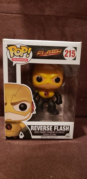 Funko Pop Reverse Flash 215 Figure Toy for Sale in Los Angeles, CA