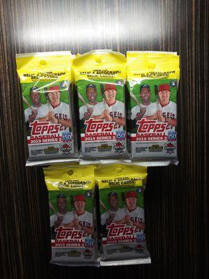 Baseball Jumbo Packs for Sale in Pomona, CA