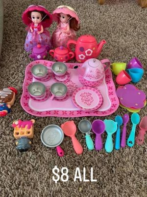 Kids used toys $8 all for Sale in Palmdale, CA