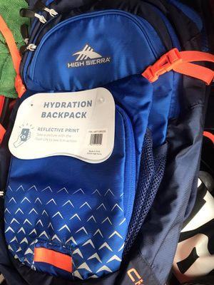 High Sierra hydration backpack for Sale in HILLTOP MALL, CA