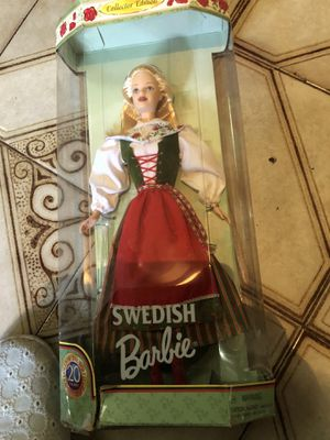 Barbie Swedish for Sale in Miami, FL