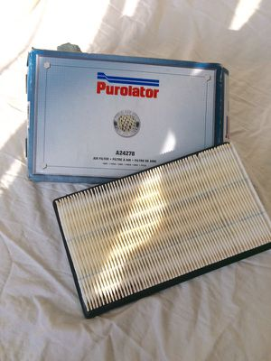 Purolator car air filter A24278 - brand new replacement part for Sale in Los Angeles, CA