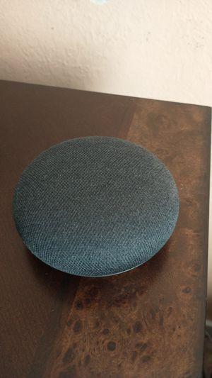 Google Home mini bluetooth speaker for Sale in Fresno, CA