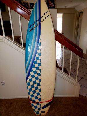 Custom Fiberglass Surfboard for Sale in Corona, CA