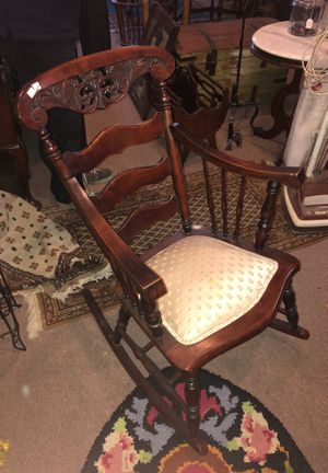 Antique rocking chair for Sale in Cleveland, OH