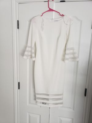 Calvin Klein womens bell sleeve dress for Sale in Hutto, TX