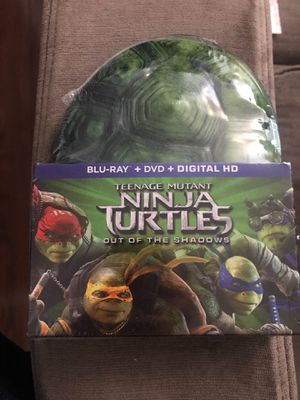 TMNT Out of the shadows (turtle shell edition) for Sale in Germantown, MD
