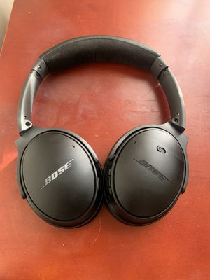 Bose QuietComfort 35 Series II Noise Cancelling Wireless Headphones for Sale in New York, NY