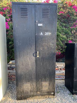 Metal Computer Cabinet for Sale in Vista, CA