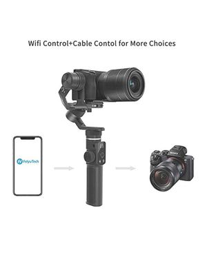 Max 3-Axis Handheld Gimbal Stabilizer (G6 Plus Upgrade Ver) for Mirrorless Camera Like Sony a7 w/Short Lens,Action Camera Gopro for Sale in Orange, CA