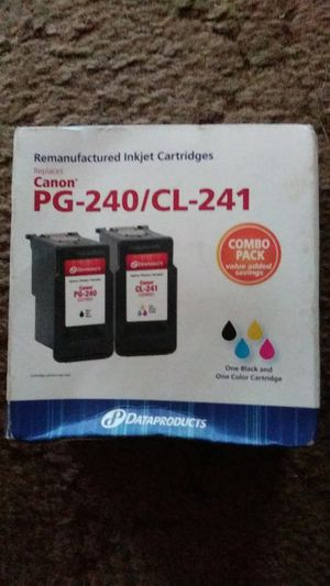 Printer ink for Canon for Sale in Arcata, CA