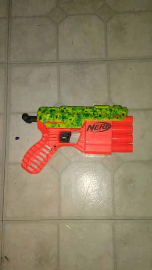 Costumized nerf gun for Sale in Haines City, FL