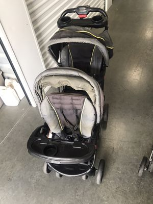 Baby trend double stroller for Sale in Cypress, CA