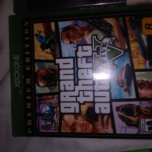 Gta 5 With Titan Fall 2 for Sale in Los Angeles, CA