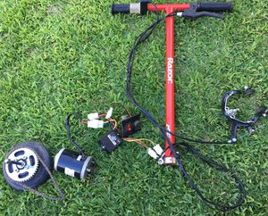 ELECTRIC SCOOTER MOTOR for Sale in Riverside, CA