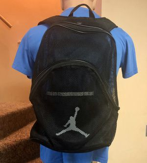 Jordan mesh backpack for Sale in Topeka, KS