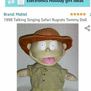 Rugrats Tommy Talking Doll for Sale in Modesto, CA