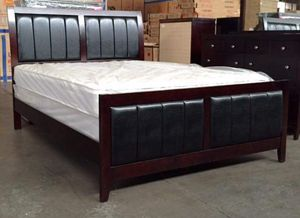 BRAND NEW KINGS SIZE BED AND MATTRESS (FREE DELIVERY) for Sale in Dallas, TX