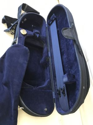 Bobelock Half-Moon Violin Case for Sale in San Mateo, CA