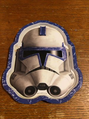 Star Wars Plastic Plate for Sale in San Diego, CA