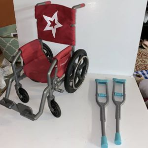 """American girl 18"""" doll wheelchair for Sale in Naples, FL"""